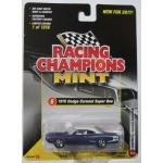 Racing Champions 1:64 Dodge Super Bee 1970 blue