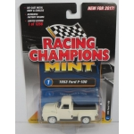Racing Champions 1:64 Ford Truck 1953 white