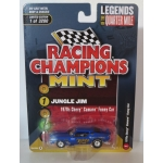 Racing Champions 1:64 Chevrolet Camaro Funny Car 1970 Jungle Jim blue