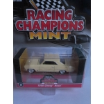 Racing Champions 1:64 Chevrolet Nova 1966 cream